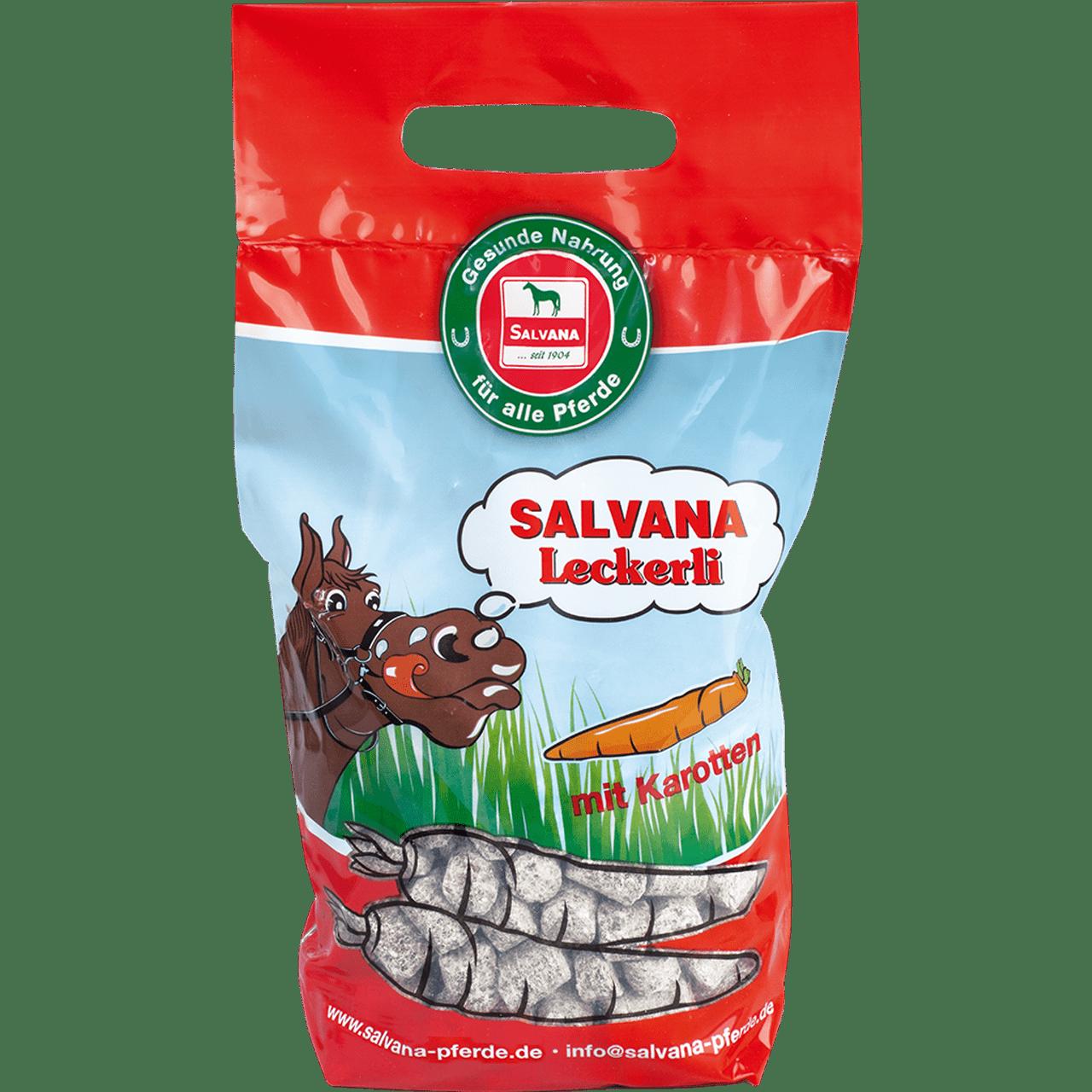 SALVANA LECKERLI mit Karotten