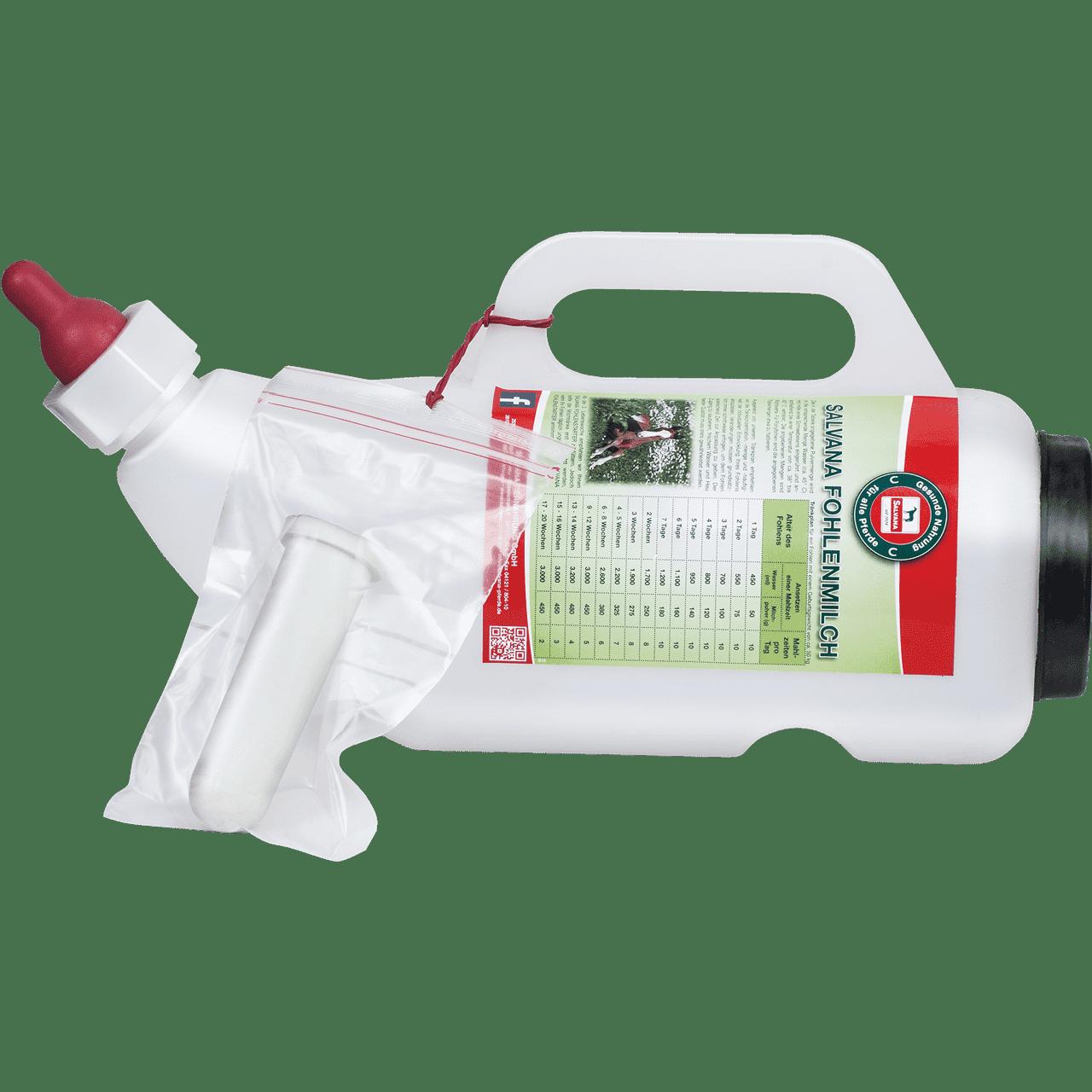SALVANA Fohlenmilchflasche